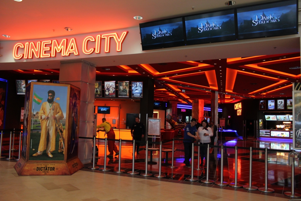 Cinema City Maritimo