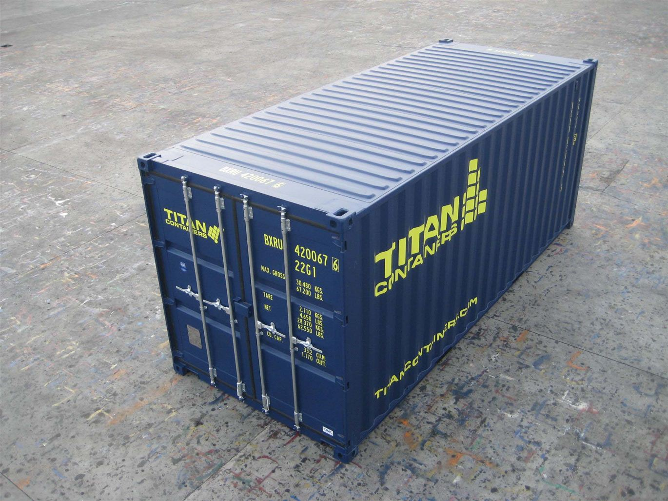 Titan Containers - Acrtic Store